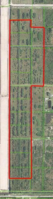 Agricultural Land 为 销售 在 6182 Dennis Street 克萨哈奇, 佛罗里达州 33470 美国