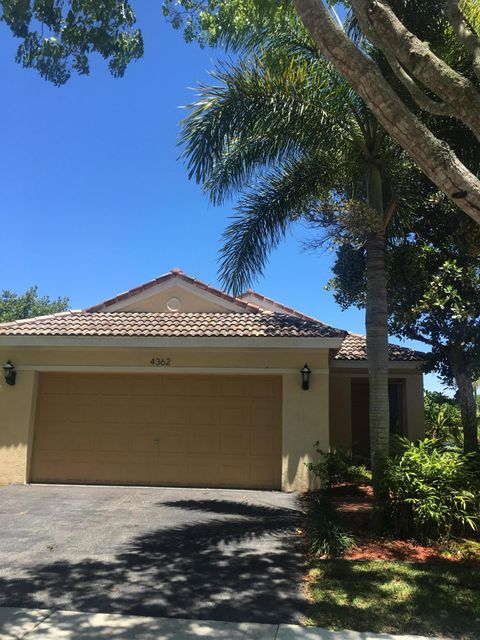 4362 Mahogany Ridge Drive, Weston, FL 33331