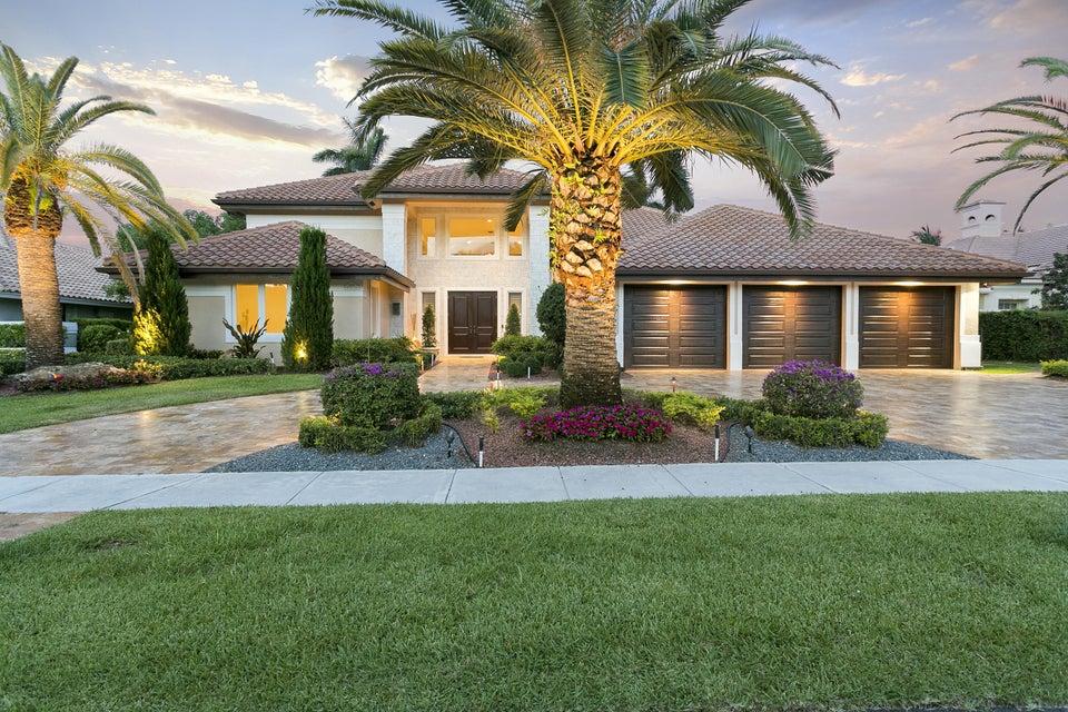 Einfamilienhaus für Verkauf beim 1612 SW 19th Avenue 1612 SW 19th Avenue Boca Raton, Florida 33486 Vereinigte Staaten