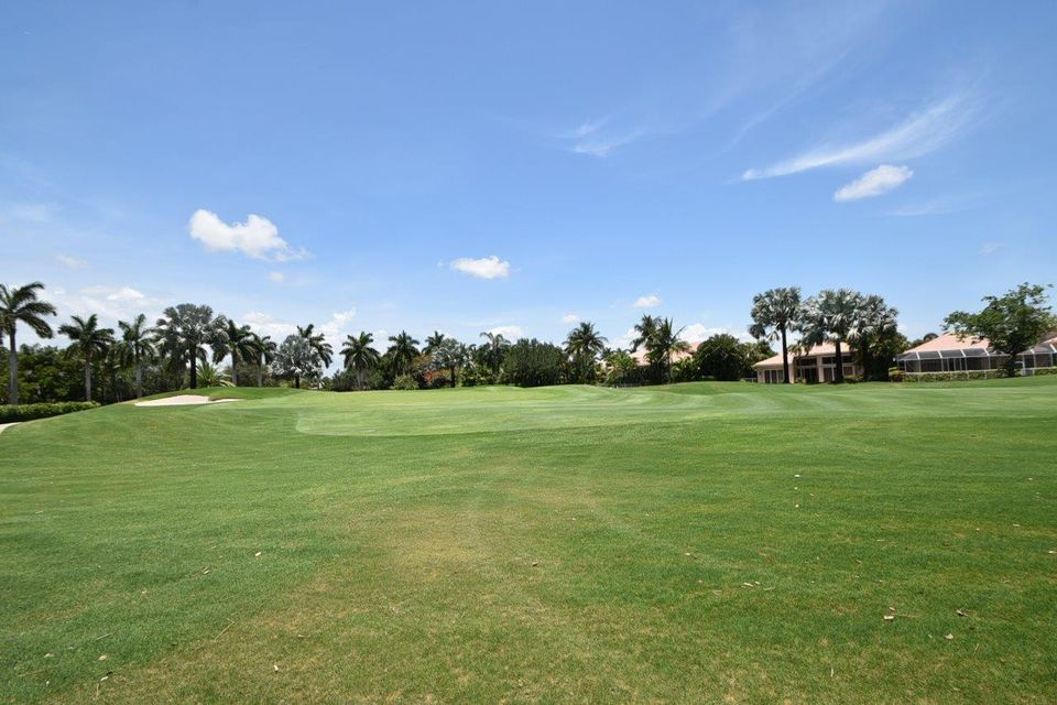 Golf Course View - 2