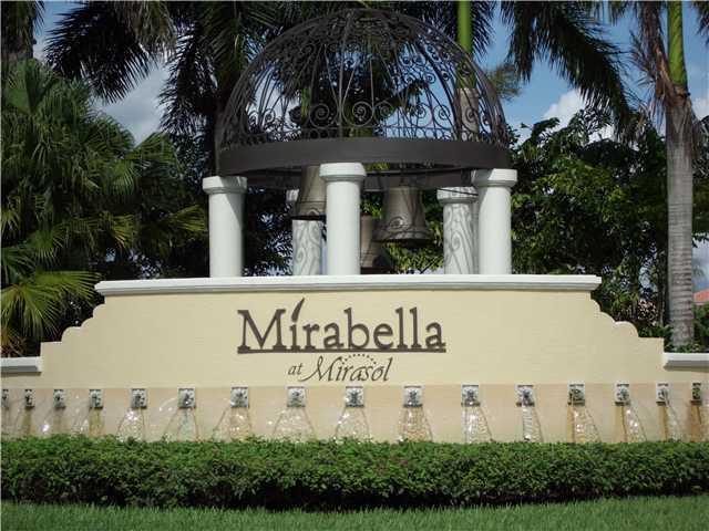 MIRABELLA PALM BEACH GARDENS REAL ESTATE