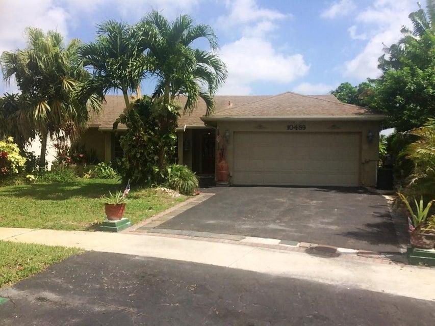 Casa Unifamiliar por un Venta en 10489 Greenbriar Court Boca Raton, Florida 33498 Estados Unidos