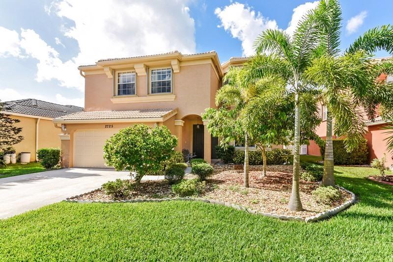 واحد منزل الأسرة للـ Sale في 2725 Misty Oaks Circle 2725 Misty Oaks Circle Royal Palm Beach, Florida 33411 United States