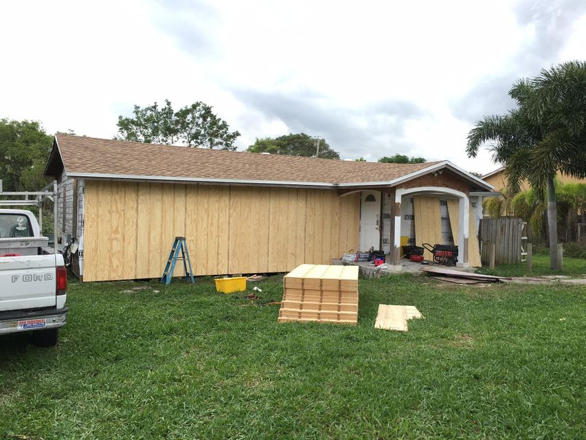 Additional photo for property listing at 3880 Home Street 3880 Home Street West Palm Beach, Florida 33406 États-Unis