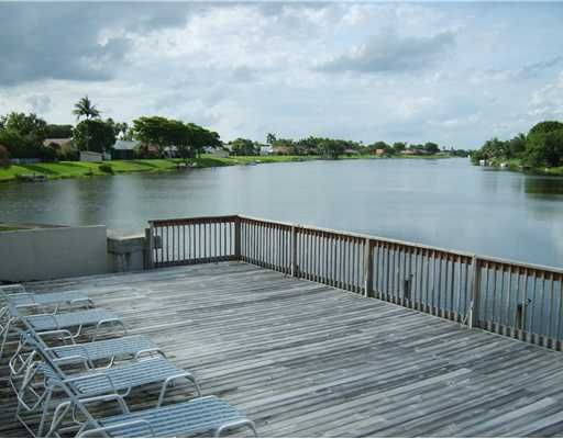 View of Main Lake from Pool Deck