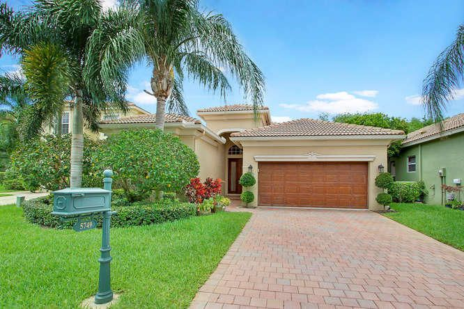 5749 Via De La Plata Circle, Delray Beach, FL 33484
