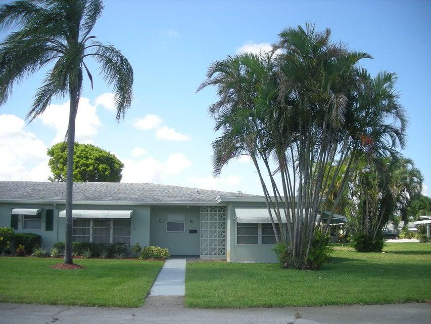 617 High Point Drive D, Delray Beach, FL 33445