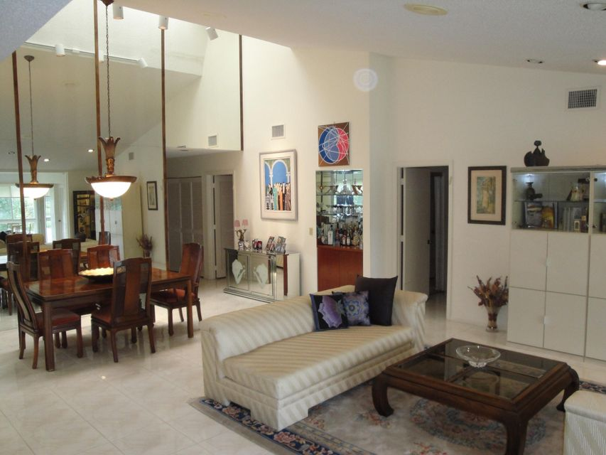 Living Room & Dining Room
