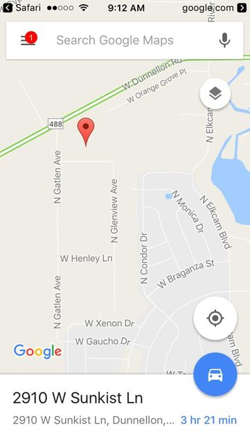 2910 W Sunkist Lane, Citrus Springs, FL 34433