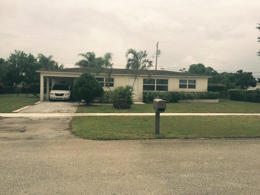 1550 Woodland Avenue West Palm Beach, FL 33415