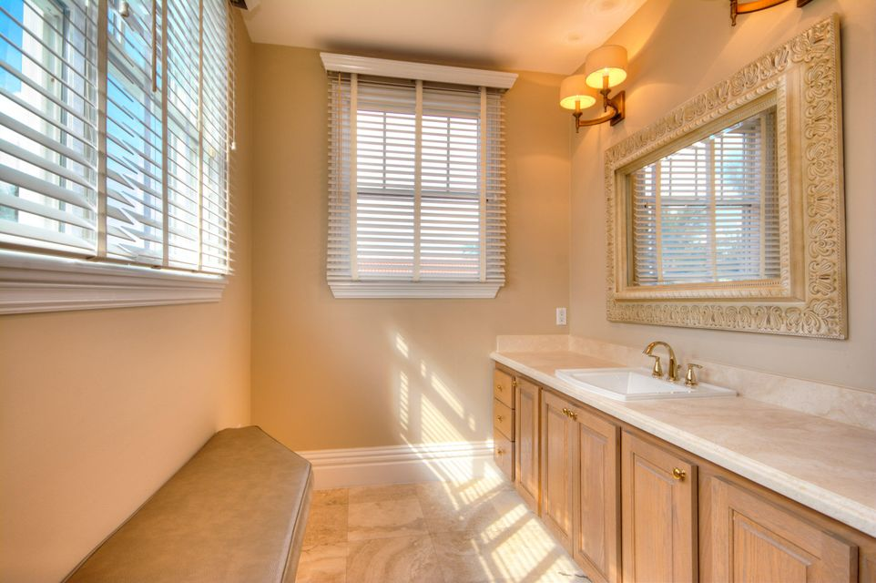 Master Bath Sink & Vanity for Him