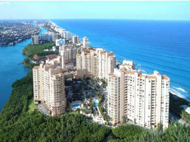 Konsum / Eigentumswohnung für Verkauf beim 3740 S Ocean Boulevard 3740 S Ocean Boulevard Highland Beach, Florida 33487 Vereinigte Staaten