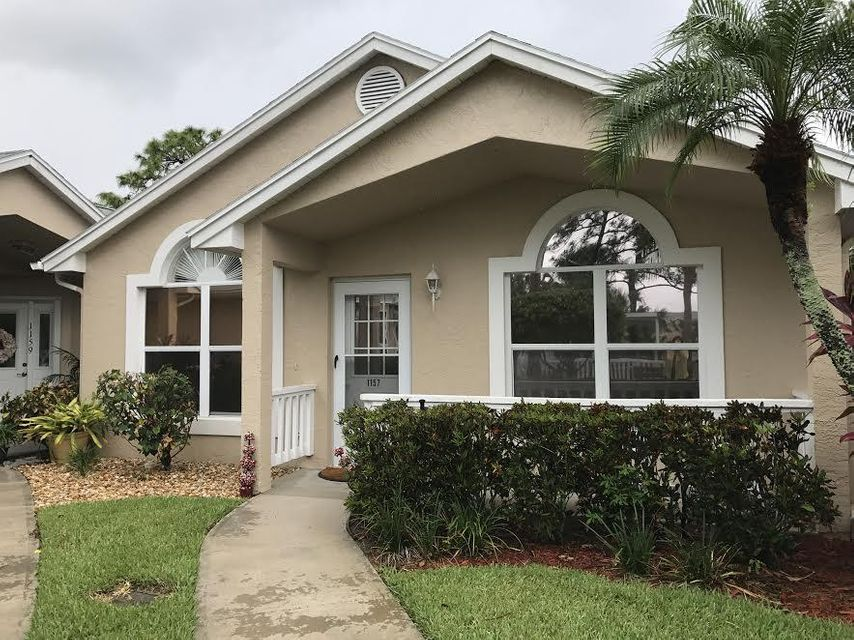 1157 NW Lombardy Drive, Saint Lucie West, FL 34986