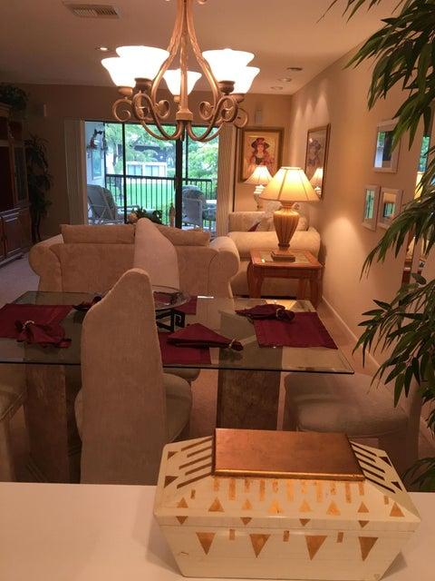 dining/living thru open kitchen
