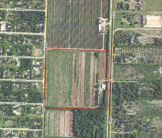 Land for Sale at 2240 A Road 2240 A Road Loxahatchee Groves, Florida 33470 United States