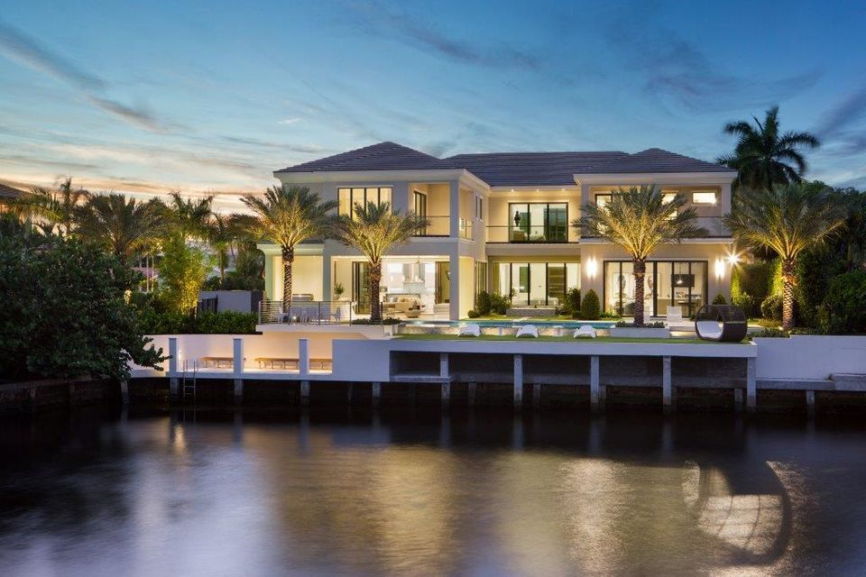 ROYAL PALM YACHT & COUNTRY CLUB home on 290 S Maya Palm Drive