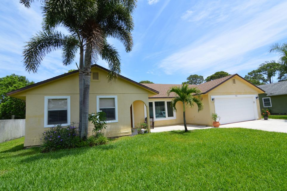 5408 Palm Drive, Fort Pierce, FL 34982