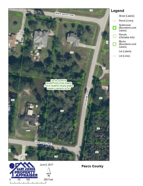 Lot 347 Iron Gate Lane, Wesley Chapel, FL 33544