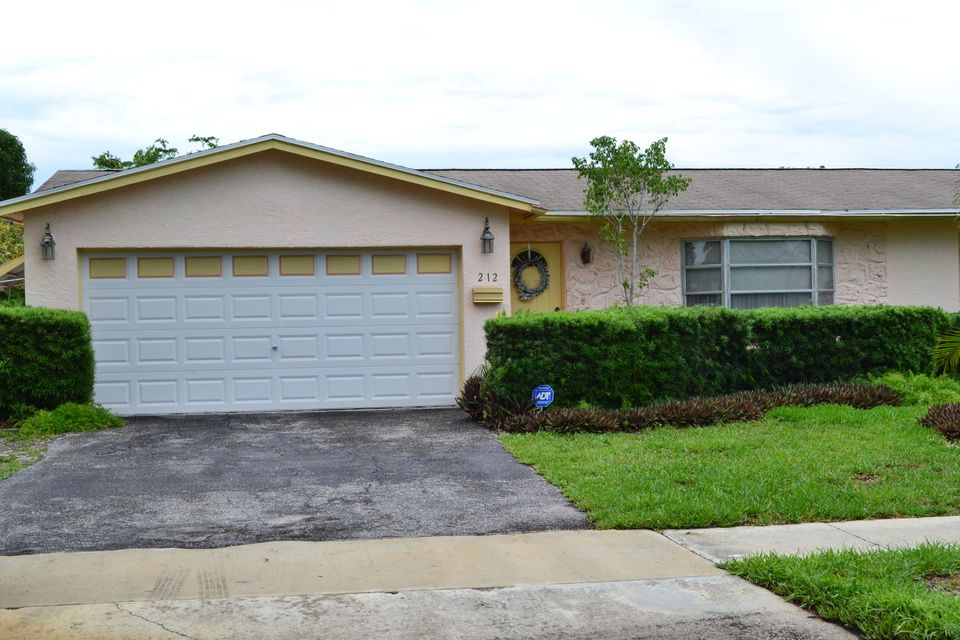 Home for sale in PALM BEACH LAKES SOUTH 2 West Palm Beach Florida