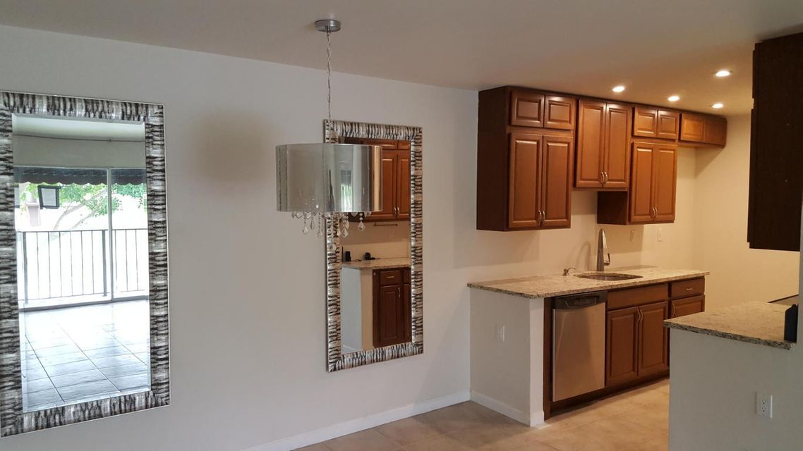 Act fast! A True 9+% Cap Rate! A Real 3 bedroom and 2 full Bathrooms unit with Tiled floors throughout. Like New, Granite counter-tops and appliances included. 2nd floor lake view from most rooms. All ages and Pets are welcomed at St. Andrews of Palm Beach with proper registration and deposit. Low HOA fees that cover exterior maintenance, exterior insurance, water, sewer, trash collection, laundry facility in each building, and 2 community Pools. Close to Major transportation routes, shopping, dining, parks and houses of worship.Sorry, NO FHA or VA loans will work, 20% down payment required to finance per Association Management onsite. Everyone MUST have an appointment to view, DO NOT Bother the tenants please