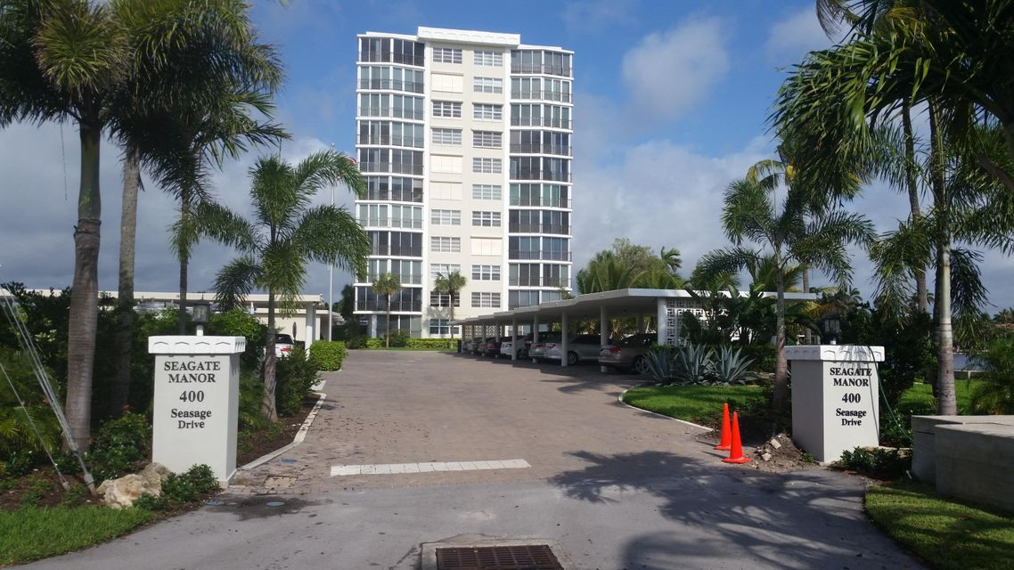 Co-op / Condo for Sale at 400 Seasage Drive 400 Seasage Drive Delray Beach, Florida 33483 United States