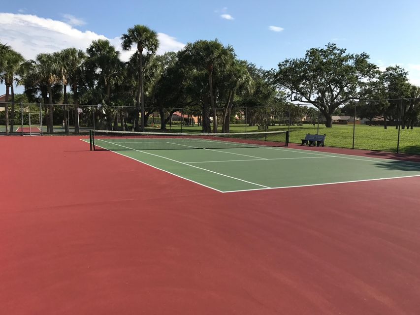 1 of 2 tennis courts
