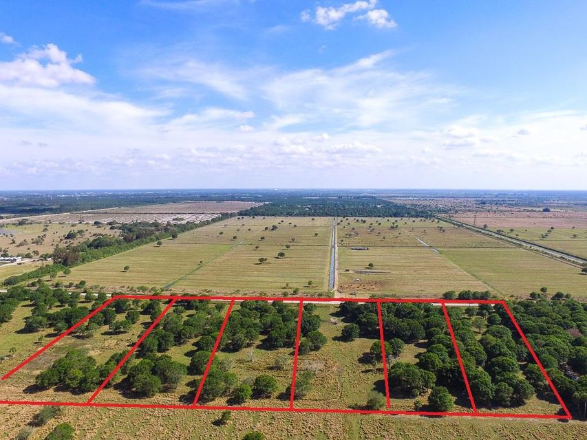 Agricultural Land para Venda às Tbd Lot 7 Midway W Road Tbd Lot 7 Midway W Road Fort Pierce, Florida 34945 Estados Unidos