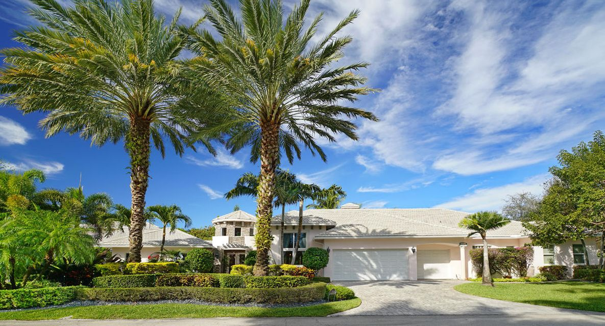 231  Thatch Palm Drive , Boca Raton FL 33432 is listed for sale as MLS Listing RX-10342348 photo #1