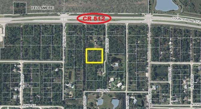 Commercial Land for Sale at 9425 105th Avenue 9425 105th Avenue Vero Beach, Florida 32967 United States