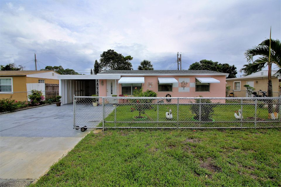 Home for sale in BELVEDERE HEIGHTS West Palm Beach Florida