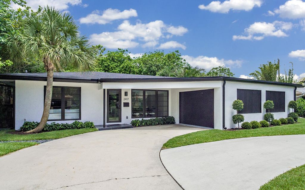 2417 S Olive Avenue West Palm Beach Fl 33401 Mls Rx 10342178 895 000 West Palm Beach Real