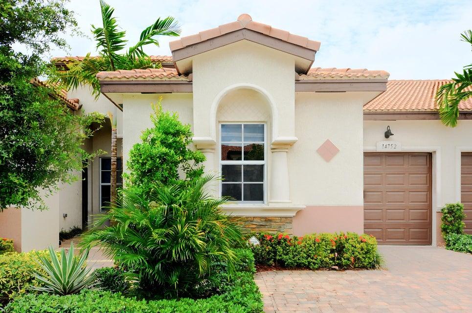 Villa por un Venta en 14752 Barletta Way 14752 Barletta Way Delray Beach, Florida 33446 Estados Unidos
