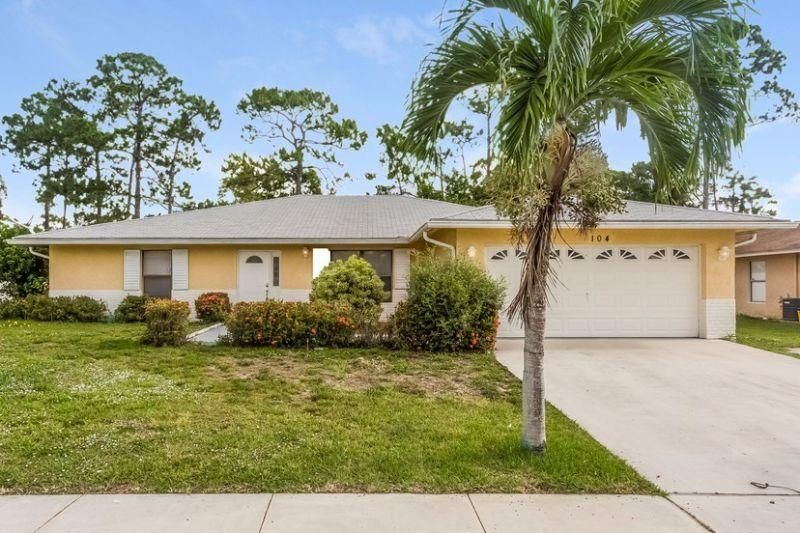 104 Mimosa Street, Royal Palm Beach, FL 33411