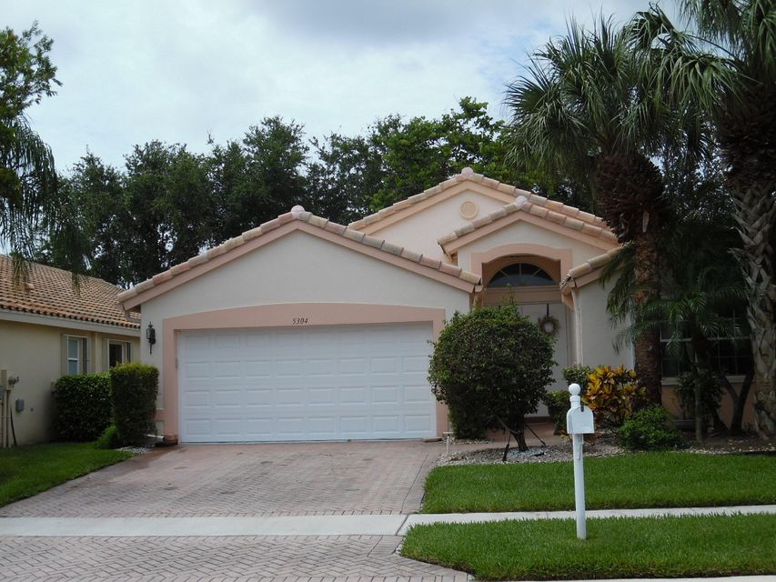 5304 Wycombe Avenue Boynton Beach FL 33437 - photo