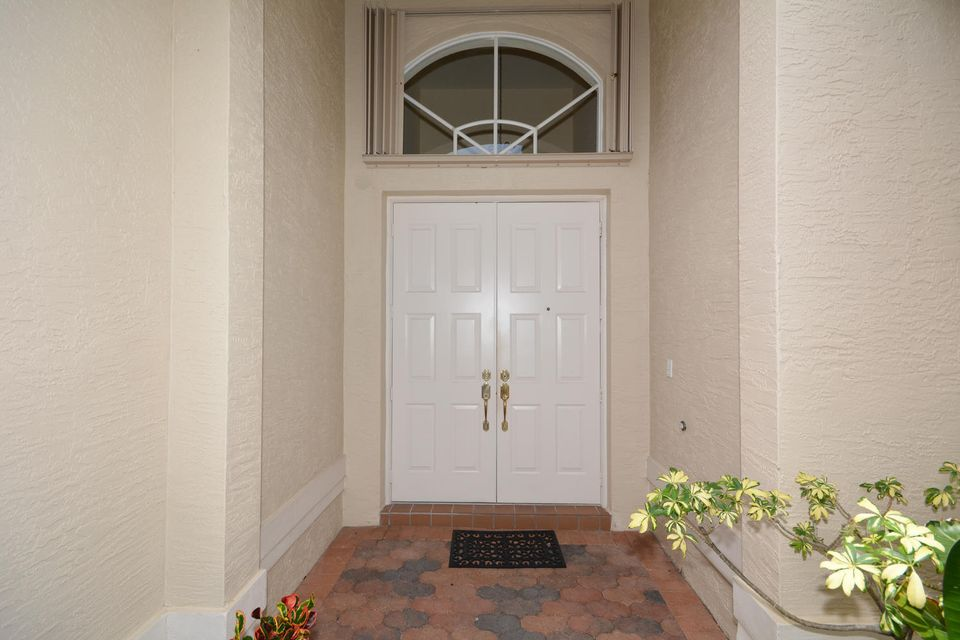 Double Door Entry
