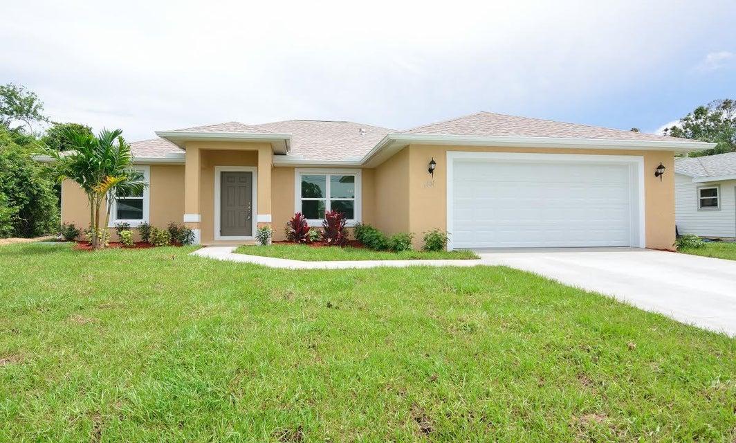 1081 SW Sultan Drive, Port Saint Lucie, FL 34953