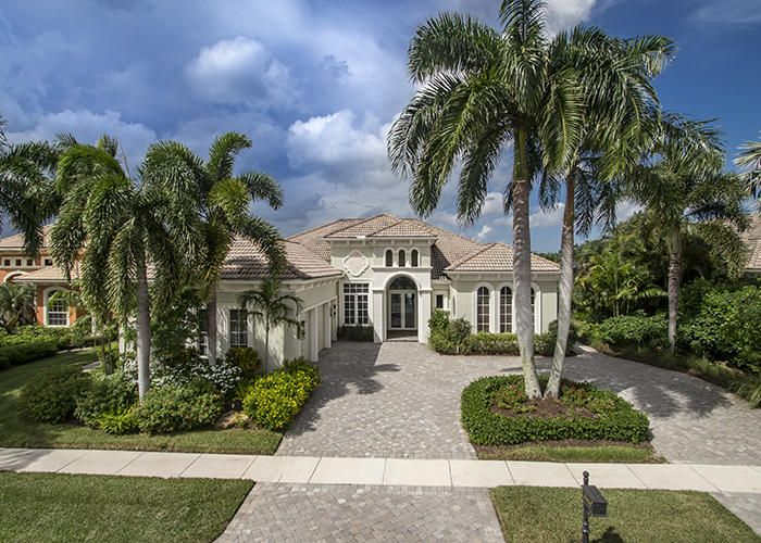 Casa Unifamiliar por un Venta en 7952 Cranes Pointe Way West Palm Beach, Florida 33412 Estados Unidos