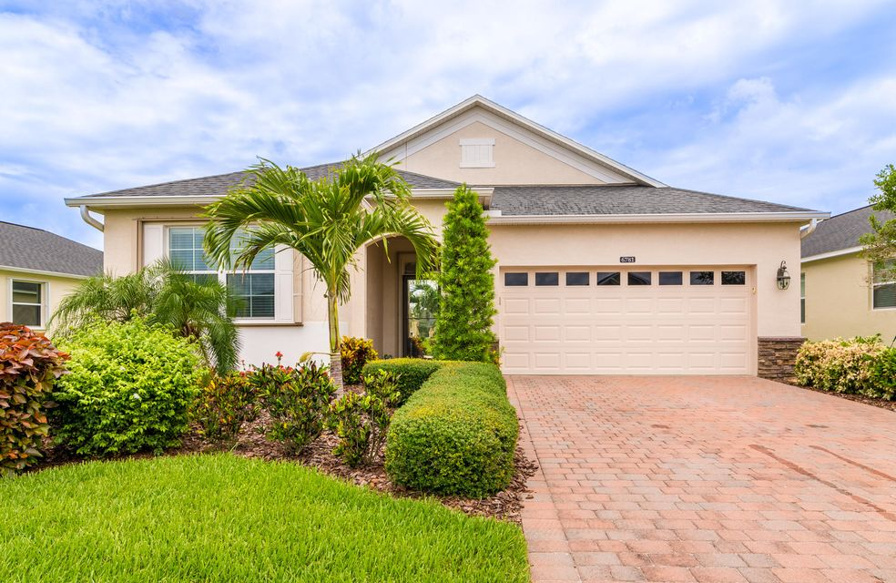 Single Family Home for Sale at 6781 Ringold Street Melbourne, Florida 32940 United States