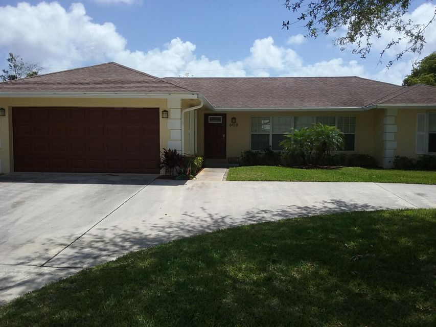 6418 Heather Way, Lake Clarke Shores, FL 33406