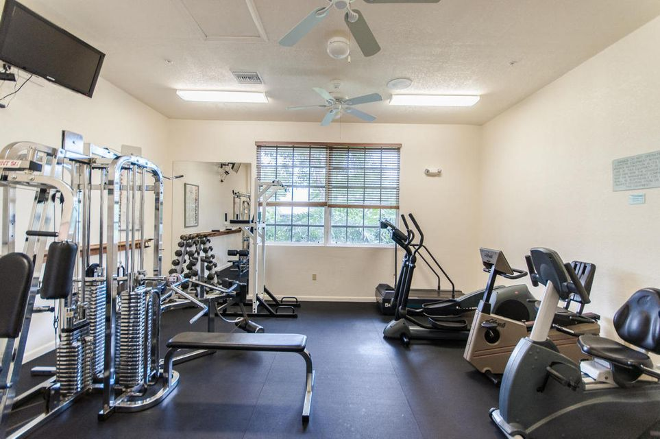 Palm Shores Fitness Room