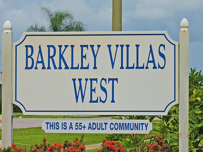 Barkley Drive West Palm Beach Fl