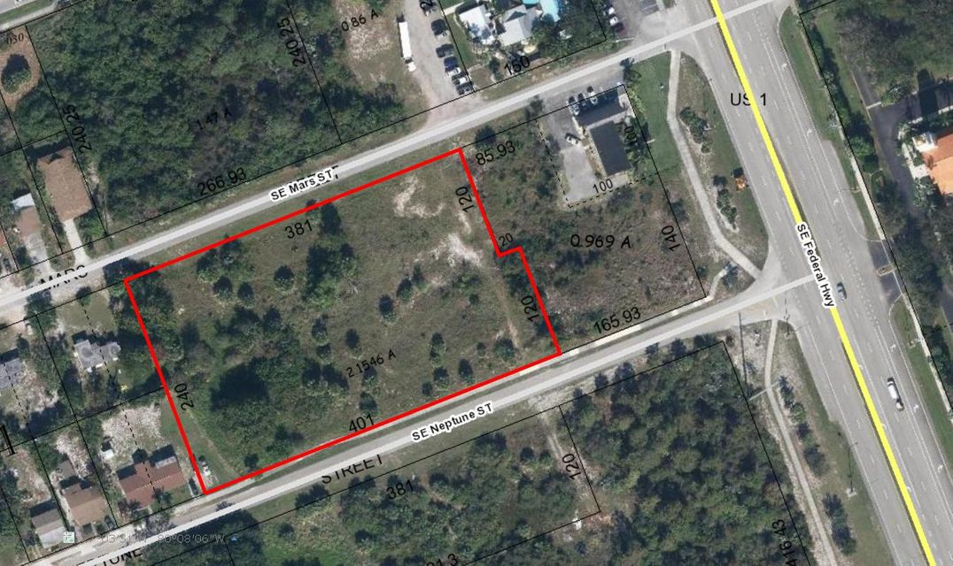 Additional photo for property listing at 0 SE Federal Highway 0 SE Federal Highway Hobe Sound, Флорида 33455 Соединенные Штаты