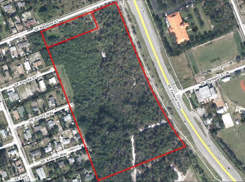 Additional photo for property listing at 0 SE Federal Highway 0 SE Federal Highway Hobe Sound, Florida 33455 Estados Unidos