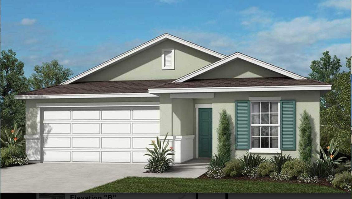 5435 NW Pine Trail Circle, Port Saint Lucie, FL 34983