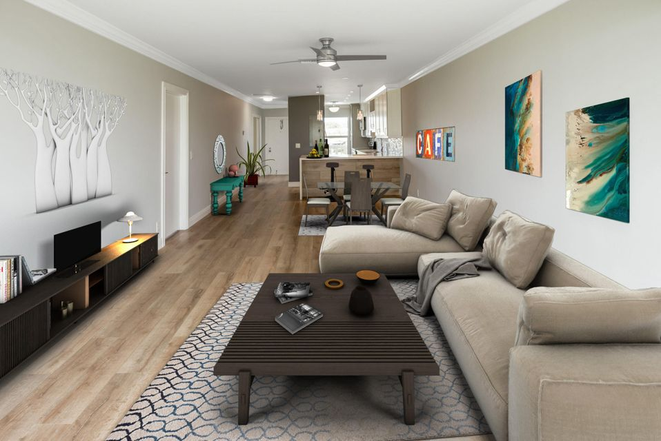 Virtual Staging Rendering