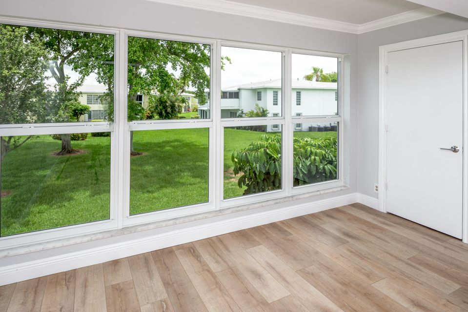 Impact-Resistant Glass Windows