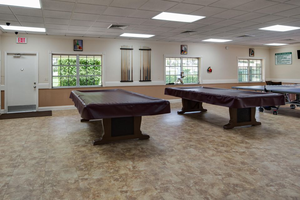 Clubhouse Pool Tables