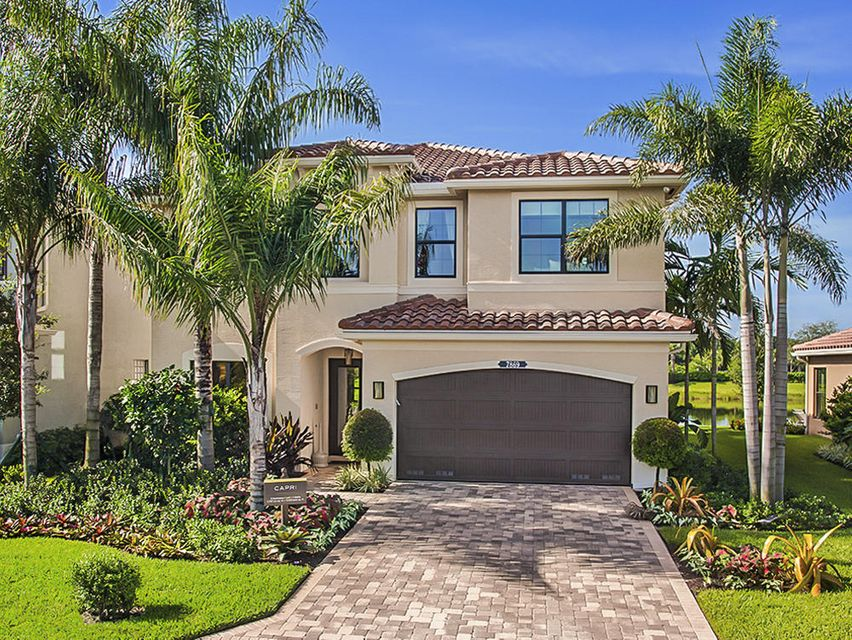 Search homes by model capri tuscany in delray beach for Tuscany model homes
