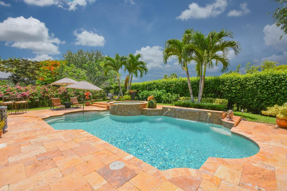Saltwater Pool and Spa