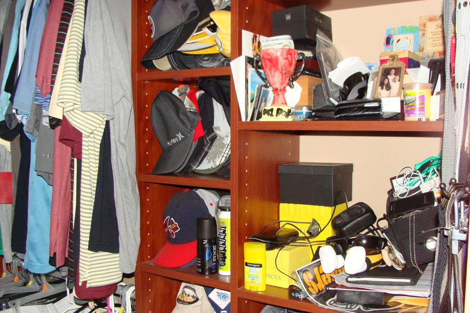 Master Bedroom California Closets